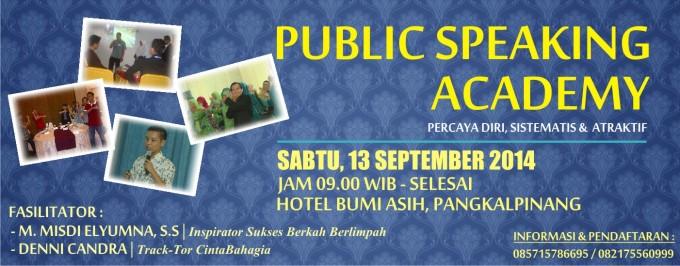 PublicSpeakingAcademy